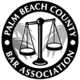 Palm Beach County Bar Association Seal