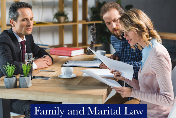 family law practice area