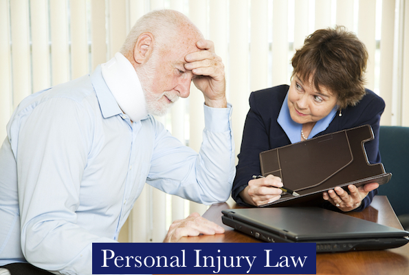 personal injury practice area